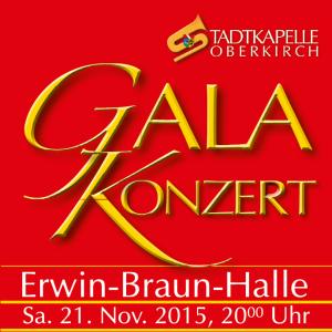 Gala Konzert 21.11.2015