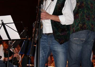 Zeno Peters spielt Morricone's Melody
