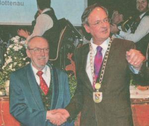 20180116 Bürgermedaille Fritz Söllner